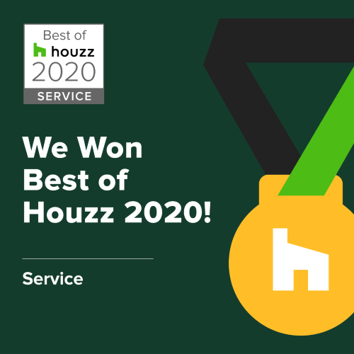 INVERNESS DESIGN BUILD GROUP LTD. AWARDED BEST OF HOUZZ 2020